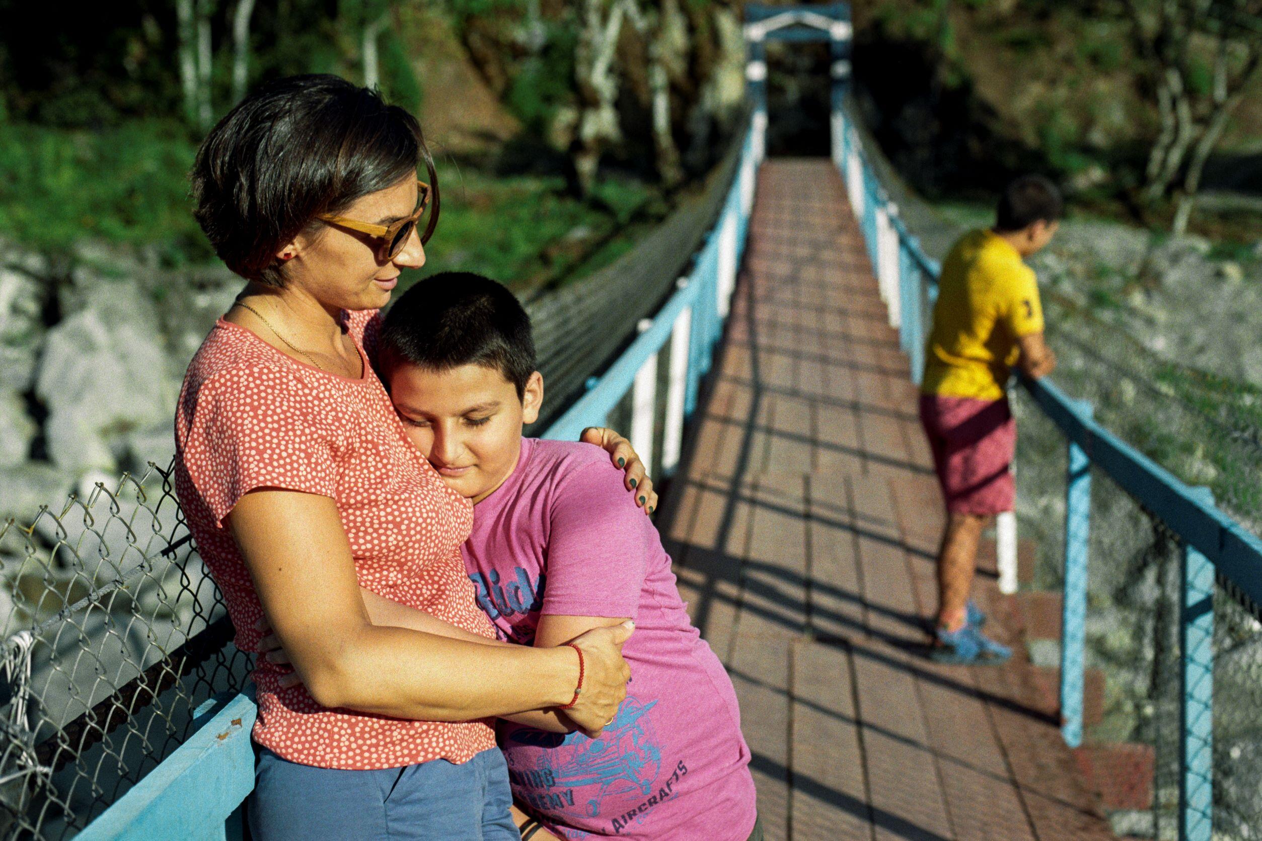 რეზის დედამ, ეთო ჯაფარიძემ თავის შვილს, პანდემიის დროს, ცვლილებები შეატყო. ამიტომ გადაწყვიტა, რეზისთ ...