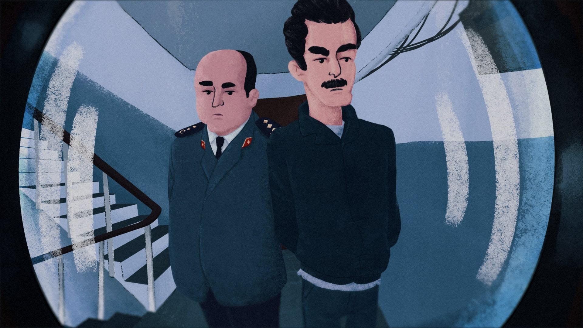 """The enigma of Faina"" at Entretodos Film Festival"