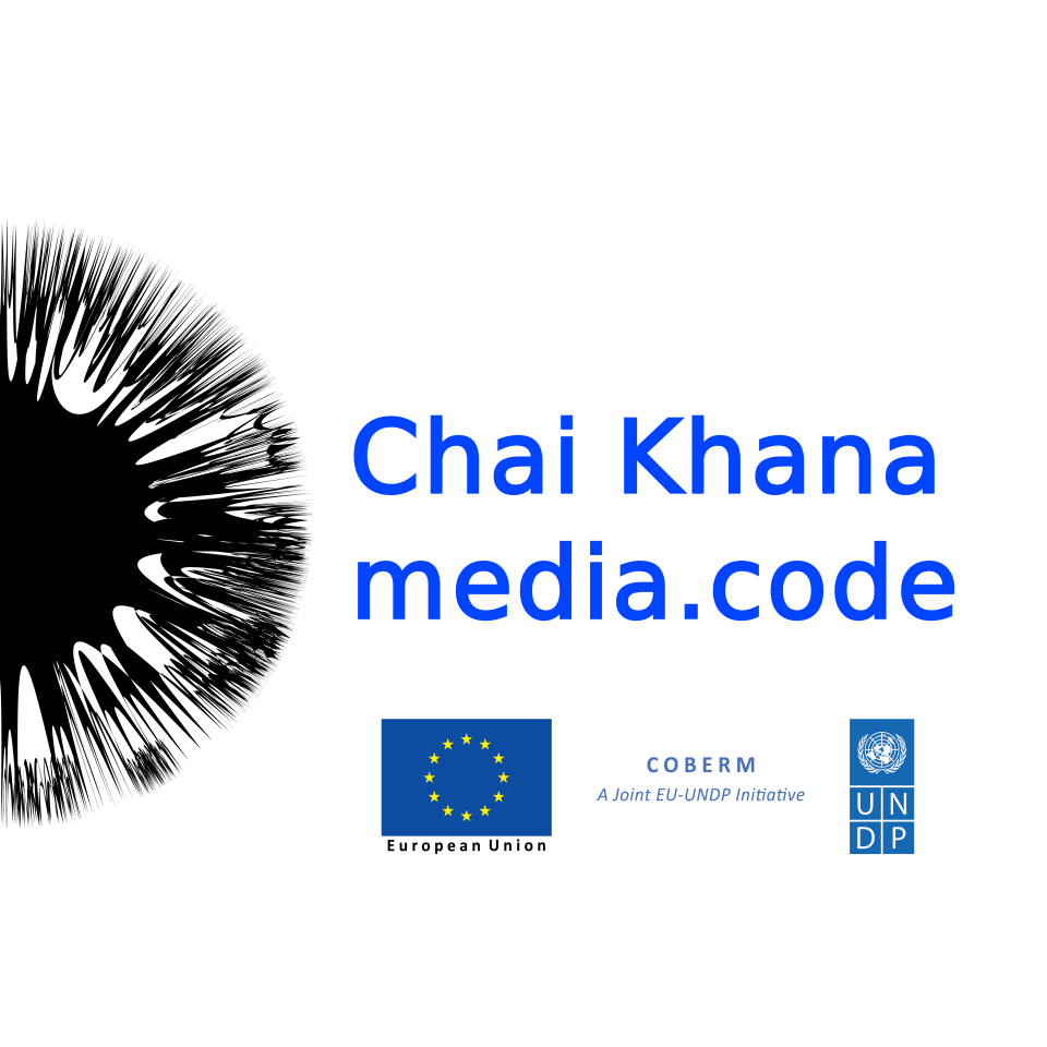 Chai Khana media.code: Chai Khana launches media and digital literacy program!