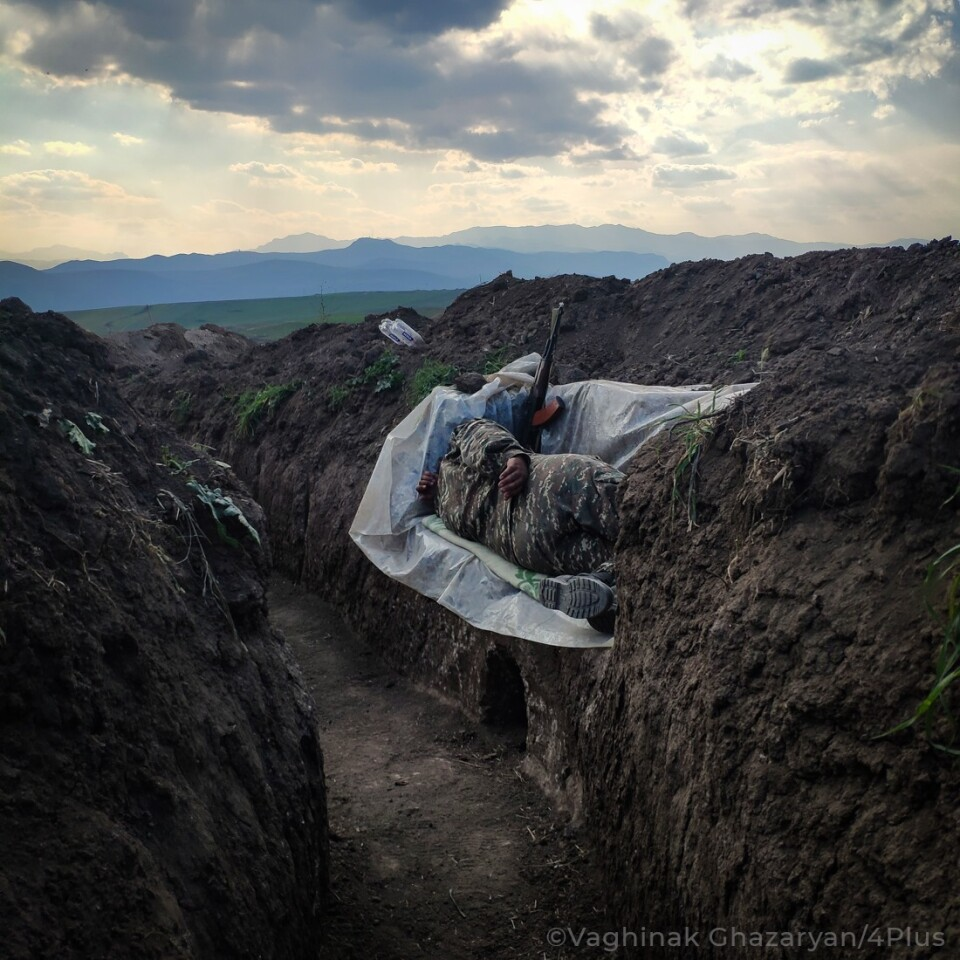 Vaghinak Ghazaryan has been nominated for the World Press Photo Contest 2021!