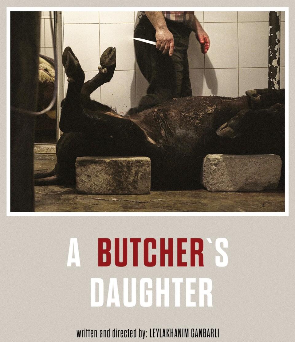 "Leyla Ganbarli's film ""A butcher's daughter"" at VdR-Industry"