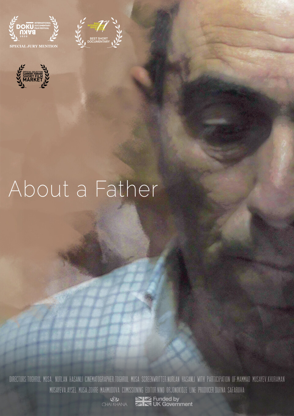 """Vote for """"About a father"""" at the Unified Filmmakers Festival"""