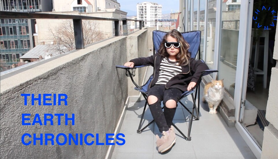 """""""Their earth chronicles"""" has been nominated by the Unified Filmmakers Festival in the category Children"""